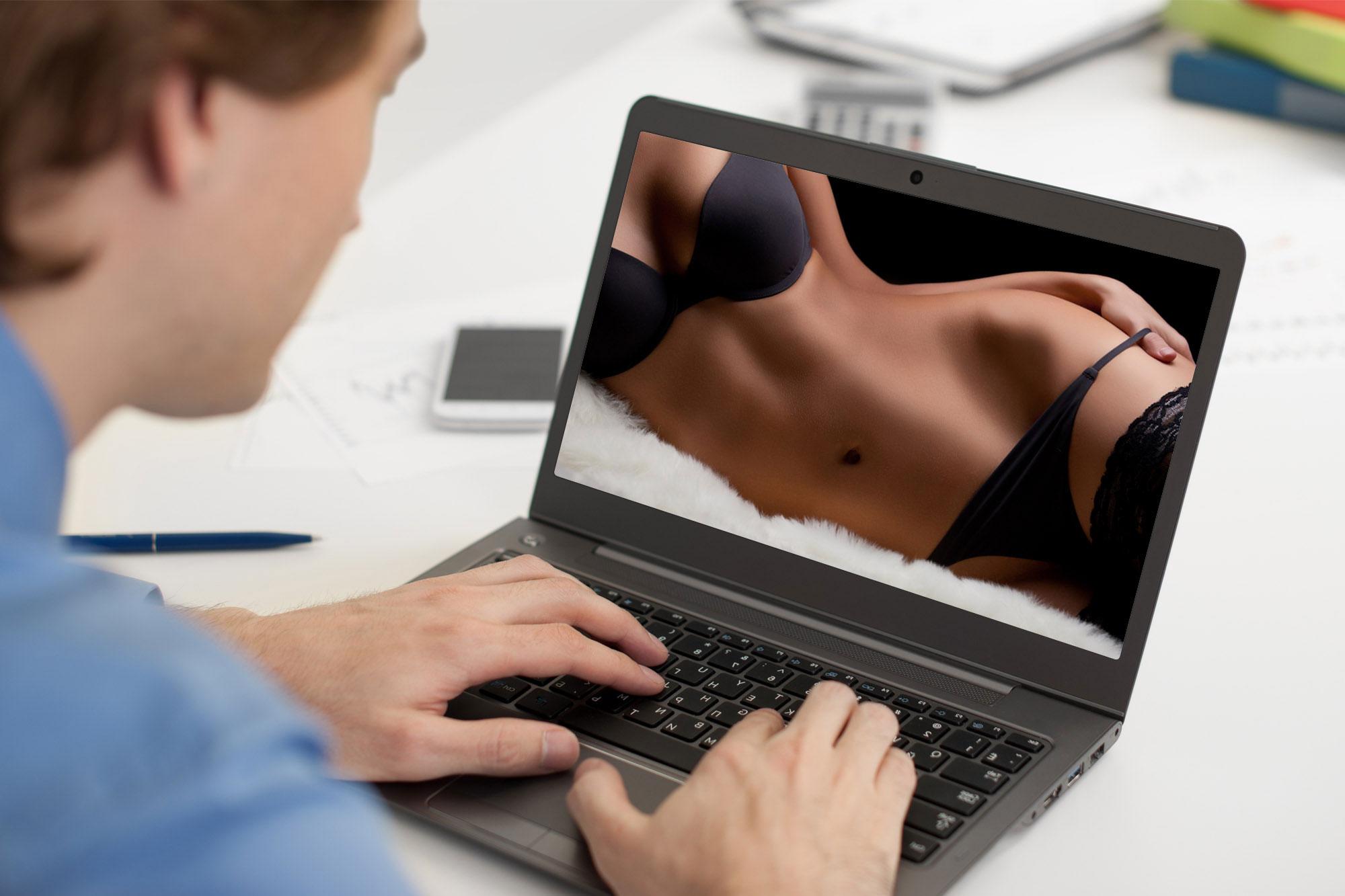 Occupation of internet sex