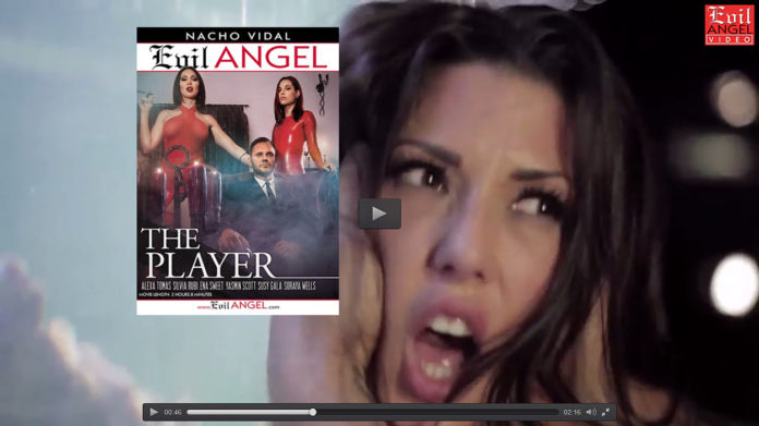 new feature porn movie from evil angel - Nacho Vidal