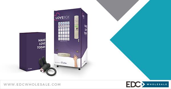 EDC Vending machine sex toys