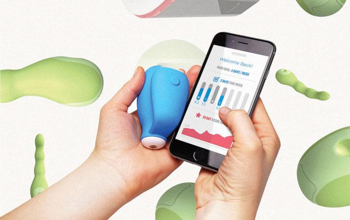 smart phone sex toys app