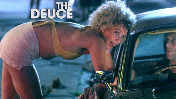 HBO serie the deuce starring James Franco