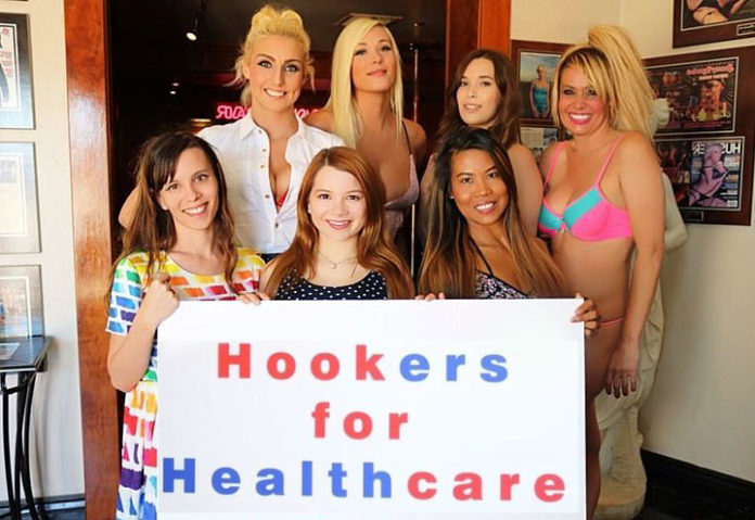 hookers for health care