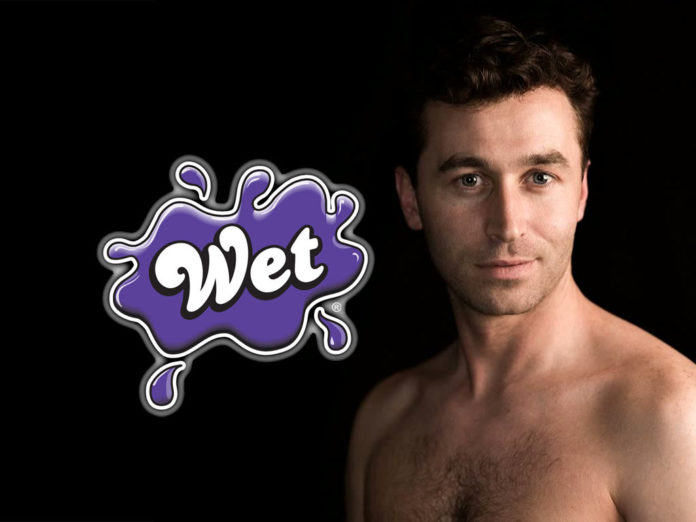 james deen wet