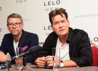 charlie sheen hex condoms