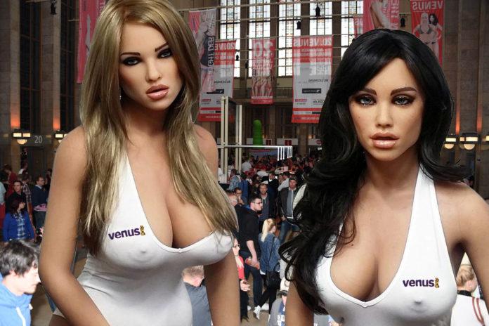 sex roboter auf der venus 2017