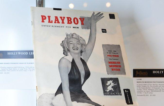 erste playboy ausgabe