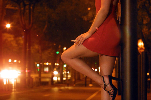 against the legalization of prostitution why Read about why prostitution should not be legalized the issue of violence against women must be dealt with legalization: prostitution is allowed under.