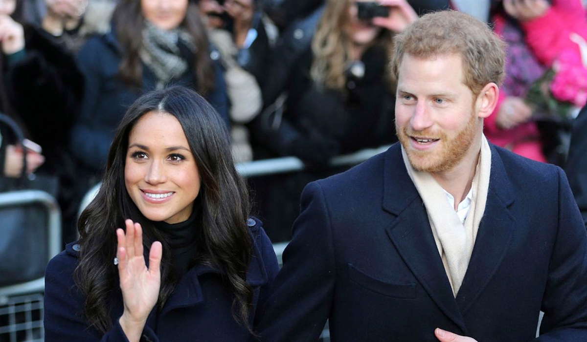 Celebrity Sex Tape Whish List: Prince Harry & Meghan Markle Rise to the Top