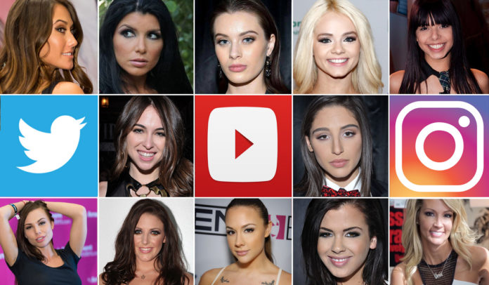 Most popular US porn Stars 2018
