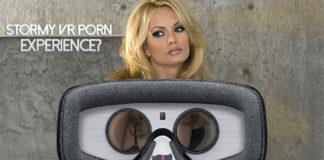 stormy daniels VR porn
