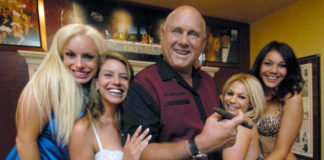 Brothel owner Dennis Hof