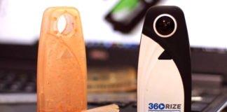 new 360 rize vr camera