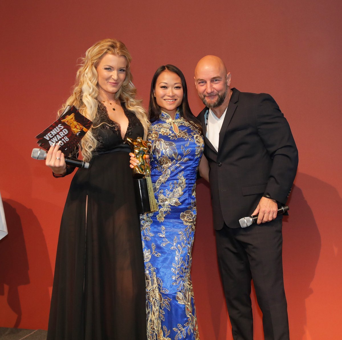 2018 VENUS Awards: Lifetime Achievement Award for Stormy