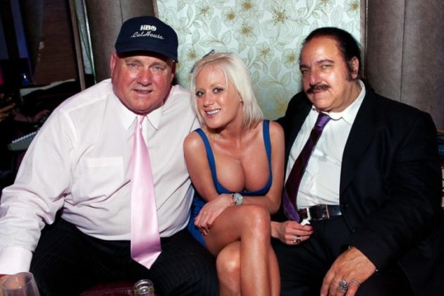 Dennis Hof with Ron Jeremy