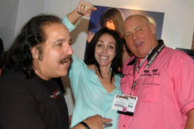 Dennis Hof, Heidi Fleiss and Ron Jeremy