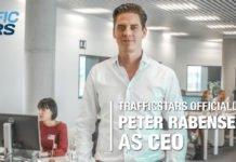 Peter Rabenseifner CEO Trafficstars