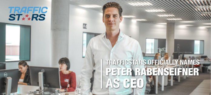 Peter Rabenseifner CEO Trafficstars