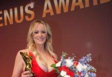 Stormy Daniels gewinnt VENUS Awards
