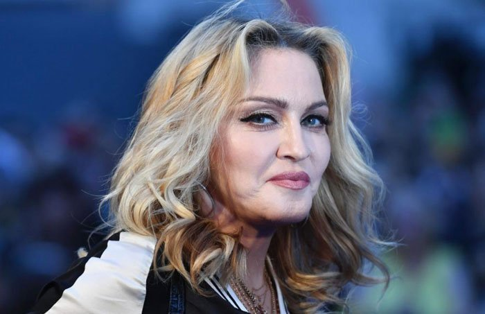 does madonna need a vibrator?
