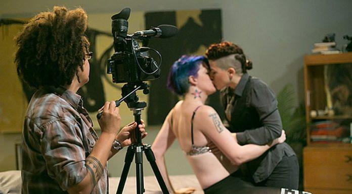 Shine Louise Houston-Behind the Scenes CrashPad