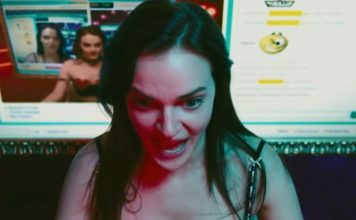 cam horror film netflix