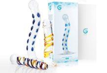 gildo glass dildo´s new at EDC
