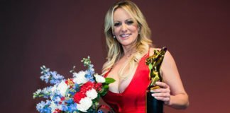 "Stormy Daniels in ""Playboy"""