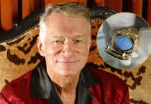 hugh hefner´s Playboy viagra ring