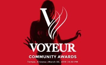 voyeur awards 2019