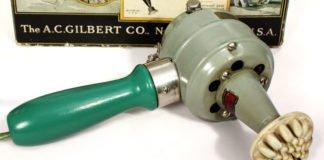 antiker Vibrator