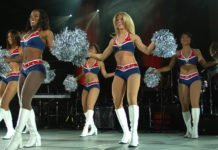 super bowl cheerleaders