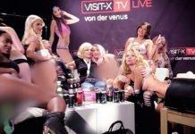 Visit-X Live auf der Venus Messe in Berlin