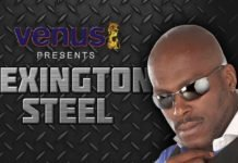 Lexington Steel at VENUS Berlin