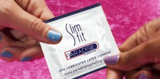 slimfit kondome haut nah