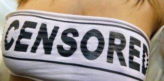 Porno-Zensur