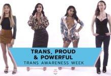 Transgender Awareness Woche bei Manyvids