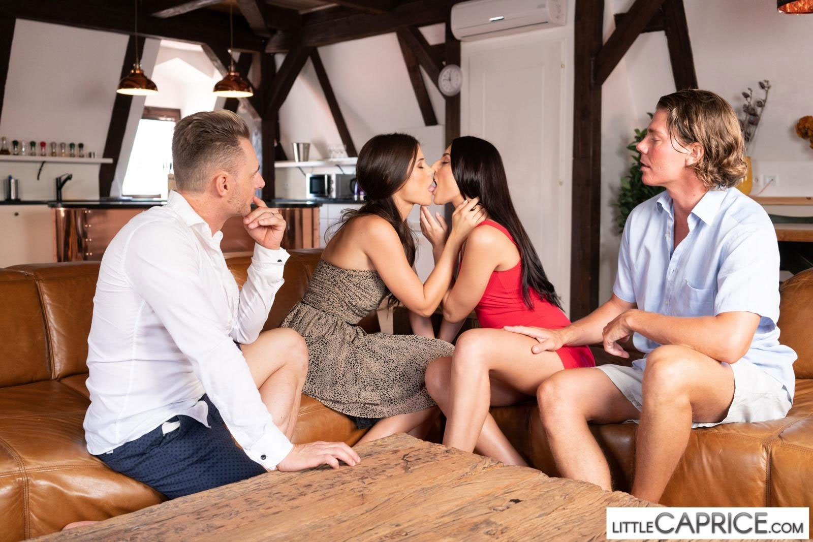 scene mit little caprice