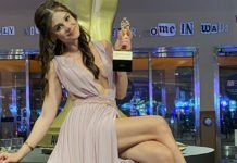 Venus Star Little Caprice gewinner AVN Award