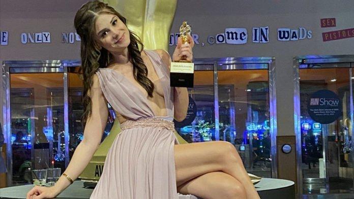 Venus Star Little Caprice gewinner AVN Award