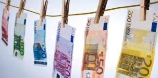 Geldwäsche-Verdacht