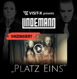 Video-Premiere von Till Lindemann