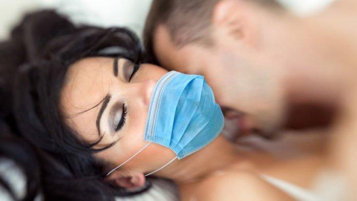 sex mit en Coronavirus Patient