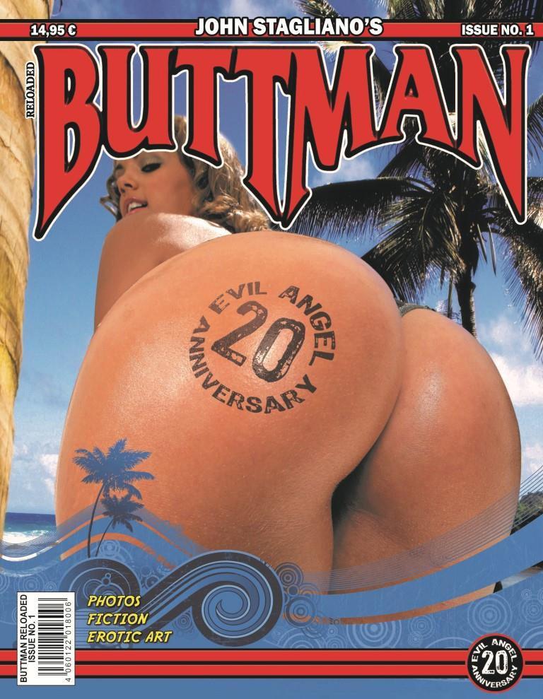 Buttman Magazin