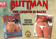 New Buttman Magazine at VPS Germany