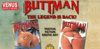 New Buttman Magazine at VPS Germany