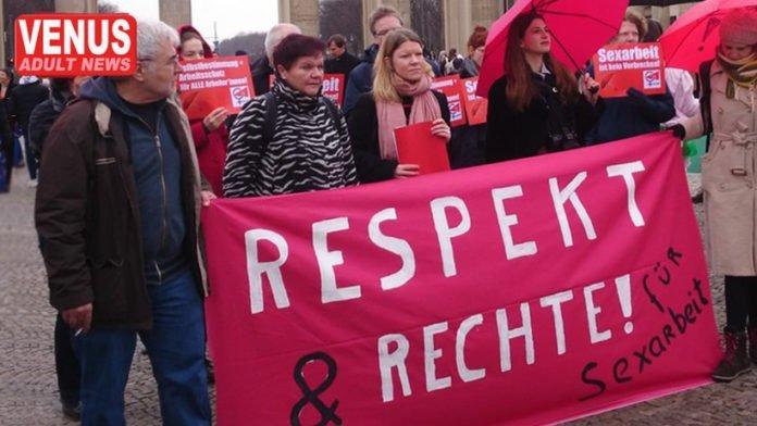 Respekt und Rechte Sexarbeit Berlin