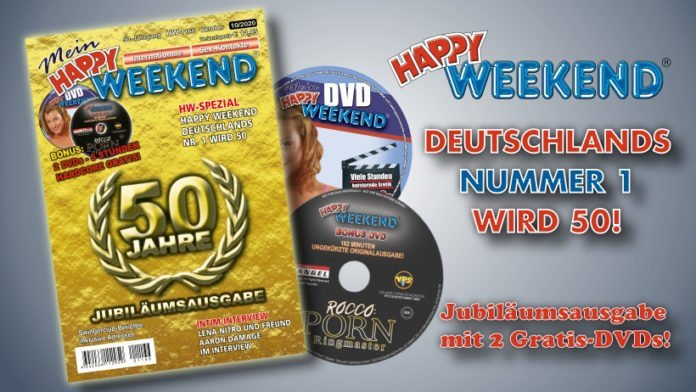 Happy Weekend Magazin